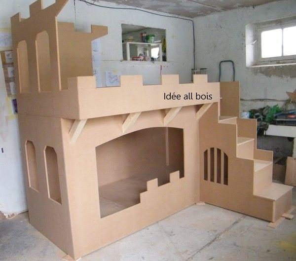 Lit château