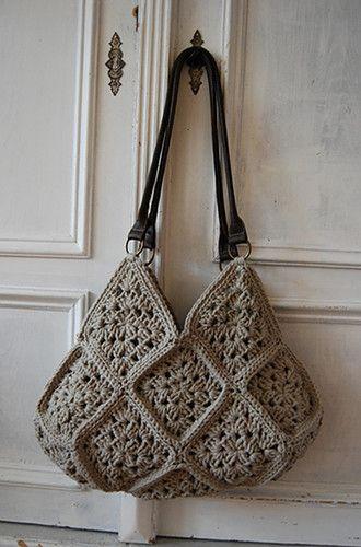 Granny bag by Echtstudio