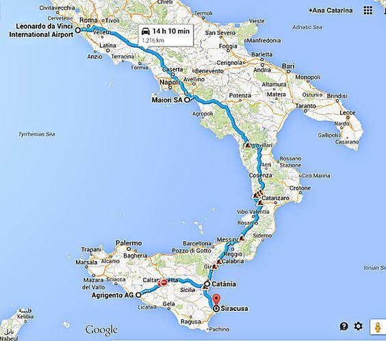 [Dicas da Itália] Neste post, vou apresentar o nosso roteiro de 10 dias pelo sul da Itália, como chegada e partida através de Roma e destaques para a Costa Amalfitana, Capri, a Sicília e claro, mais uma vez, Roma!