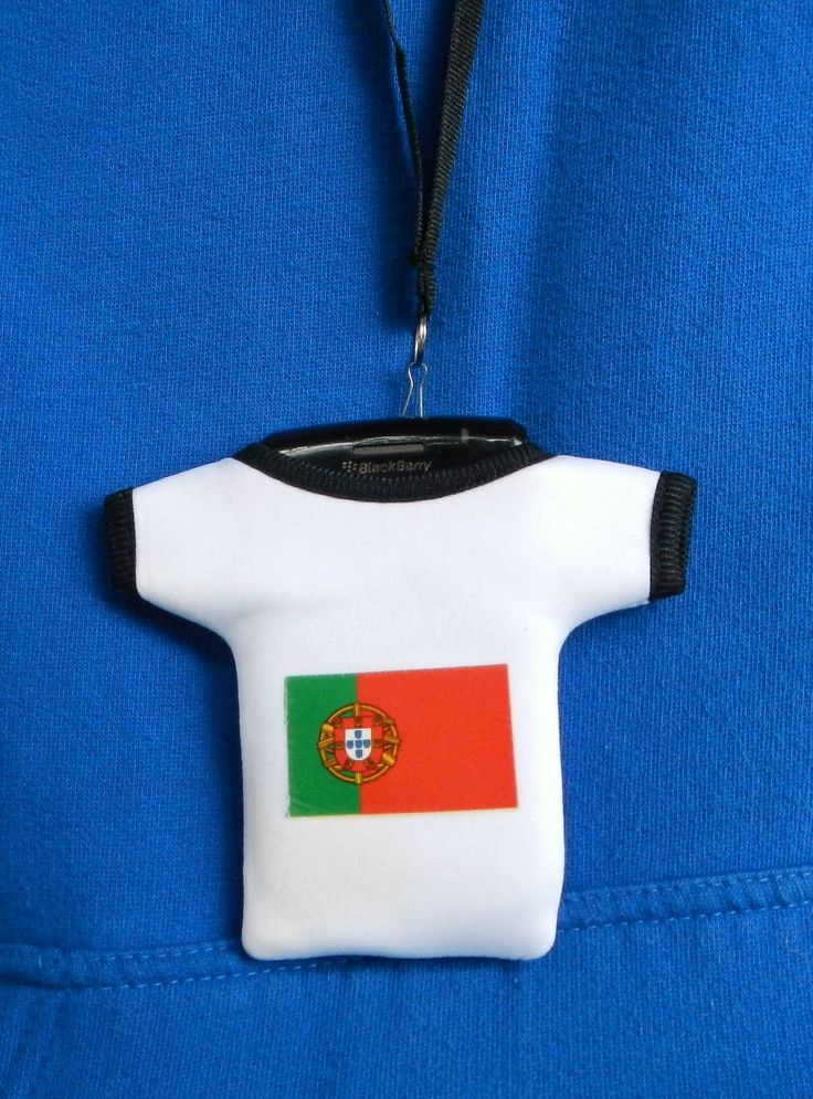 Portugal Portuguese Flag Smart Cell Phone Universal Holder Case