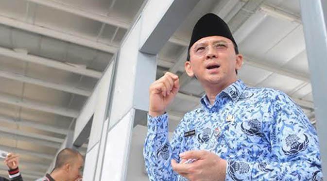 Menurut Ahok, Islam itu rahmatan lil alamin bukan seperti yang dilakukan FPI.