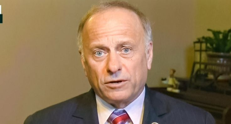 Rep. Steve King falsely claims Obama apologized for slavery — then insists 'there's nothing to apologize for'