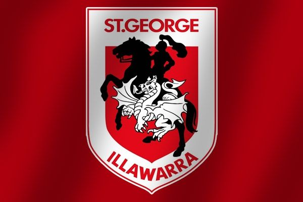 Show your support for the Illawara Dragons! #nrl #rugby #australia
