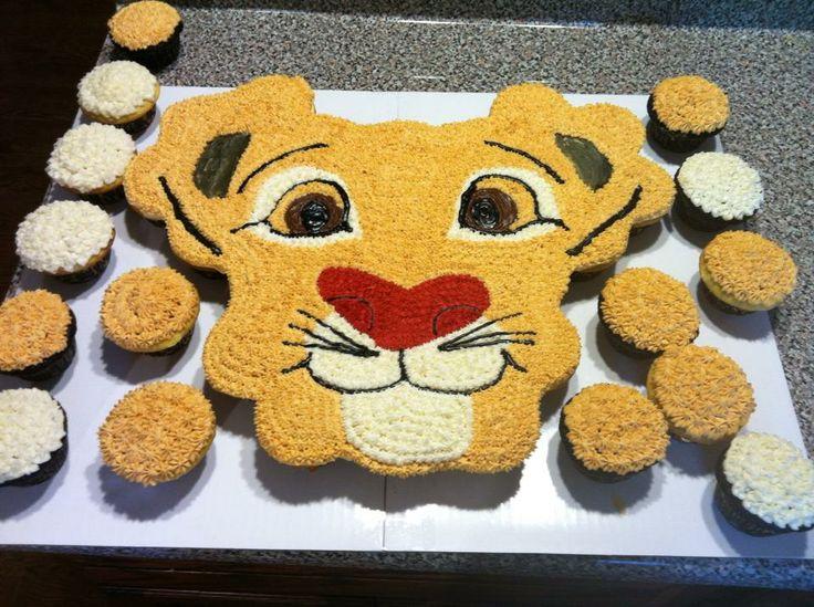 Pumba Cake: Cakes By Meeeee