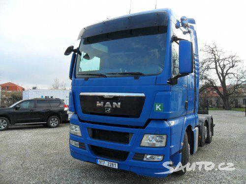 MAN TGX 26.440 6X2/4 BLS EURO5 - Sauto.cz