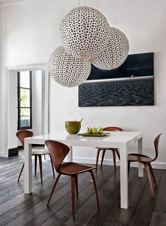 1000+ images about comedor on pinterest | table and chairs, black, Innenarchitektur ideen