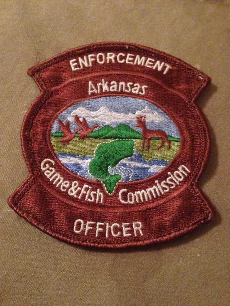 65 best arkansas state police images on pinterest for Arkansas game and fish commission