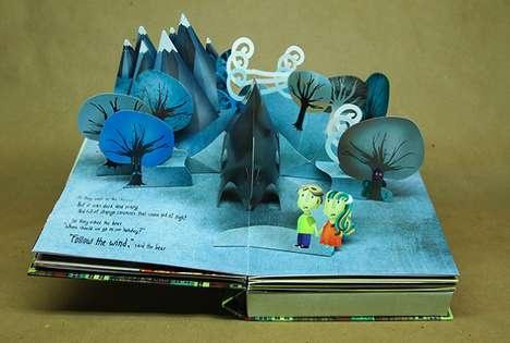 ♥♥ It's vin ♥♥: pop-up book
