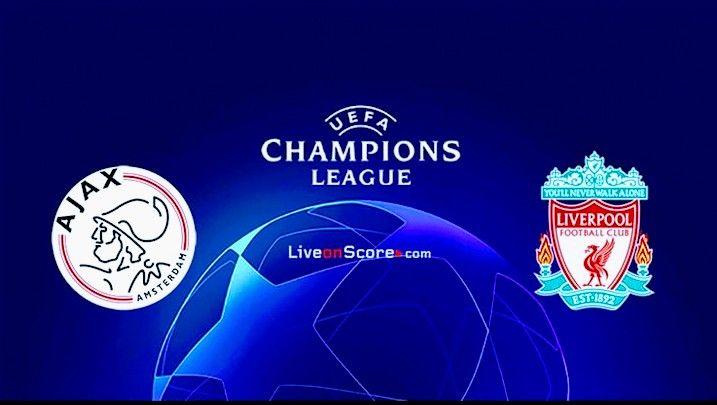 موعد مباراة ليفربول وأياكس أمستردام والقنوات الناقلة في دوري أبطال أوروبا Uefa Champions League Champions League Football Club