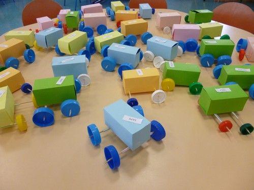 construction de voitures chez Pascale38
