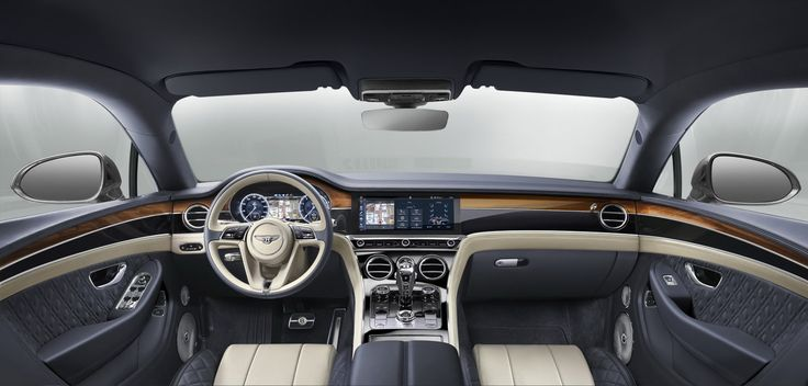 New Bentley Continental GT Wants To Be The King Of Grand Tourers