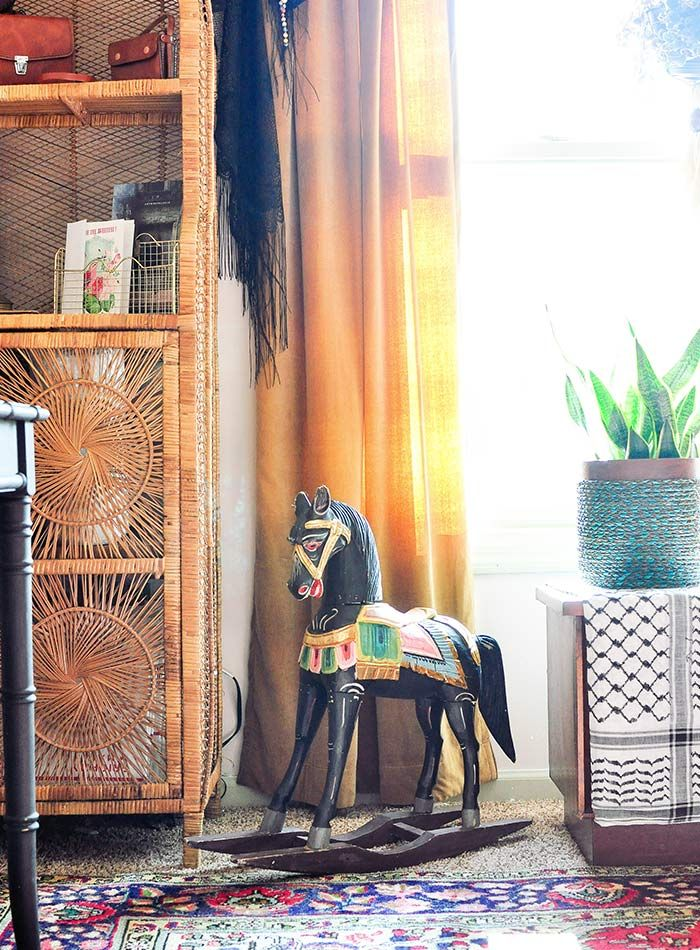 A Shop Owner's Ever-Evolving Pad in Nashville, TN | Design*Sponge