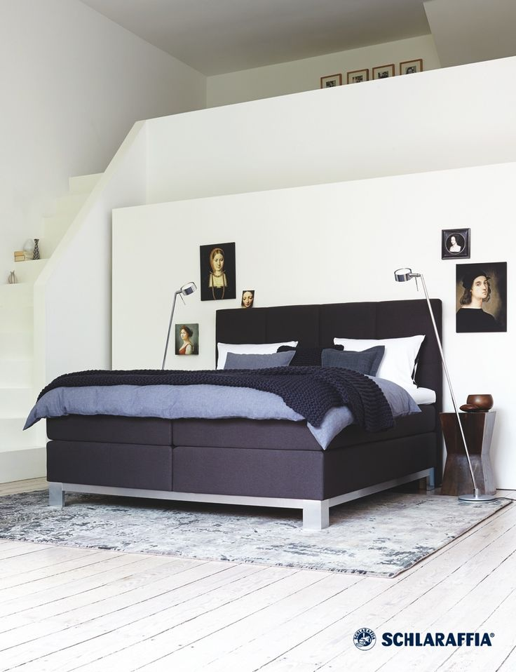 11 besten schlaraffia boxspring kollektion bilder auf. Black Bedroom Furniture Sets. Home Design Ideas