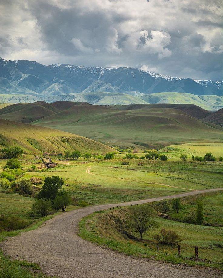 Zailijskij Alatau Kazahstan Sxodim Almaty Today