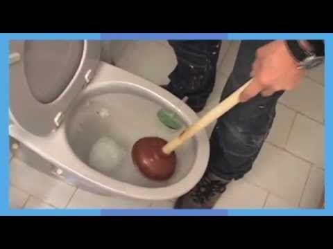 Hoe kun je snel een verstopte wc effectief ontstoppen. - Instructies - Weethetsnel.nl