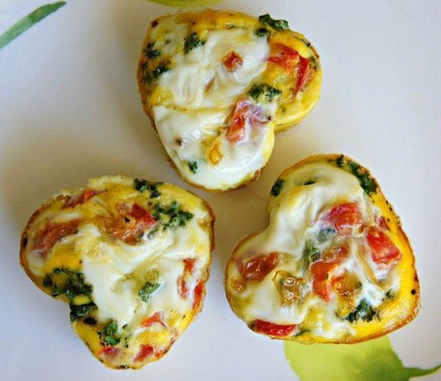 recept na ranajky vajickove muffiny 5