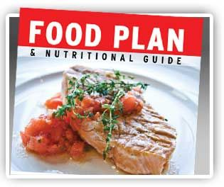 Tapout XT Food and Nutritional Guide- great food and recipes to power your TapouT XT