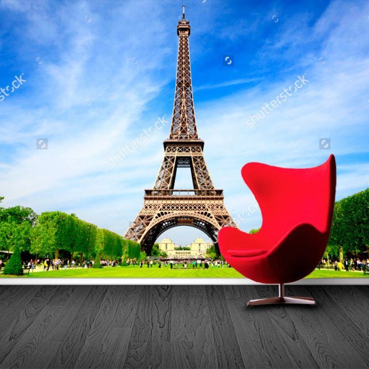 Fotobehang Eiffeltoren Parijs | Maak het jezelf eenvoudig en bestel fotobehang voorzien van een lijmlaag bij YouPri om zo gemakkelijk jouw woonruimte een nieuwe stijl te geven. Voor het behangen heb je alleen water nodig!   #behang #fotobehang #print #opdruk #afbeelding #diy #behangen #parijs #eiffeltoren #frankrijk