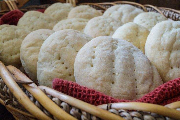 Pan Amasado (Chilean Country Bread)