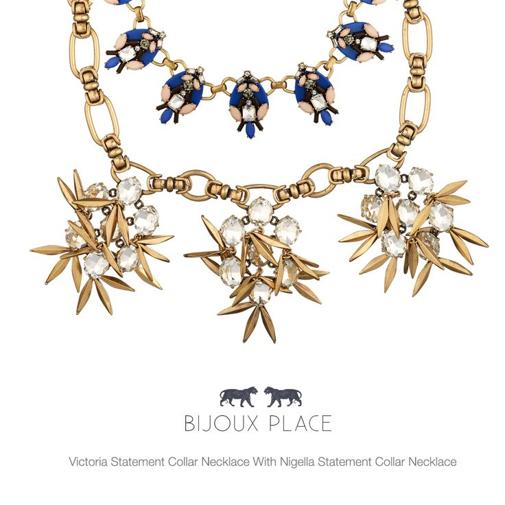 Beautiful statement necklaces to make mama happy loved and appreciated and create an opportunity for a woman in need Woman to woman. http://bijouxplace.com/necklace/statement-necklaces/
