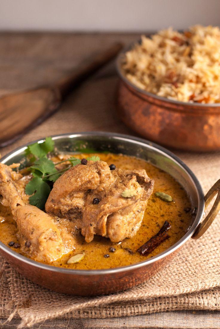 Dahi Chicken Curry Doi Murgh | Chicken Curry in Yogurt Sauce | whitbitskitchen.com