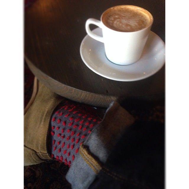 Coffee & Socks at HAAS . #haas #cafe #capetown #summer