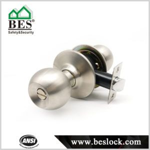 Double Sided Door Knob Lock