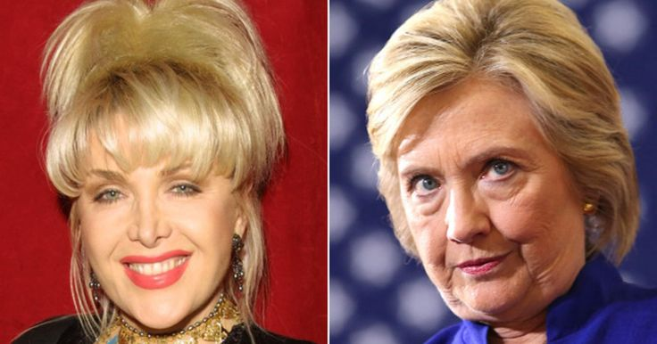 Gennifer Flowers Reveals Bill Clinton Confided In Her That Hillary Was Bisexual: 'He said Hillary had eaten more p***y than he had.'