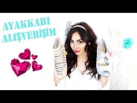 Cinderella'yı Kıskandıran Ayakkabı Alışverişim I Kapak Kızı - YouTube