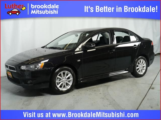 New 2015 Mitsubishi Lancer for sale in Brooklyn Center MN at Luther Brookdale Mitsubishi dealership near Minneapolis and Golden Valley Minnesota. Classic black sedan. Lancer for sale Minnesota. Black Mitsubishi Lancer. Minnesota Mitsubishi dealership. >> Click the photo to learn more about this 2015 Lancer for sale in Golden Valley, MN.