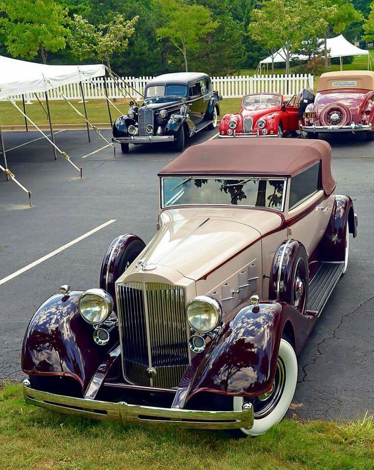 1120 best Cars Packard images on Pinterest | Old school cars ...