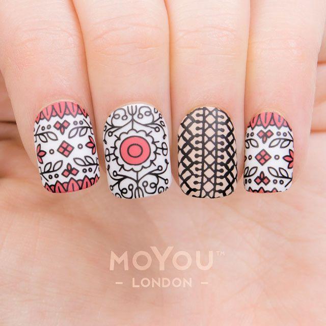 1125 best MOYOU LONDON NAIL ART images on Pinterest | Nail art ...