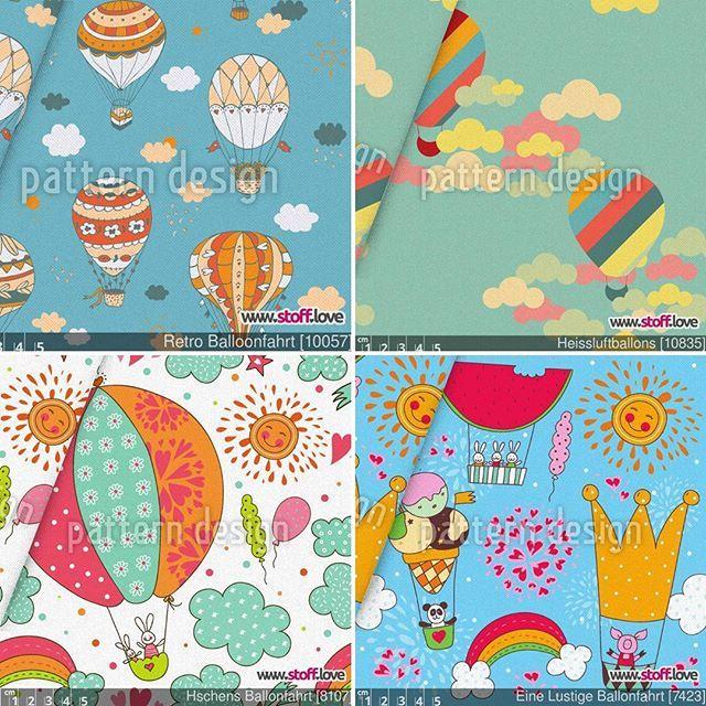 Wer hat Lust auf eine heisse Ballonfahrt unter der Nähmaschine? 🎈  #Stoffe #Nähen #Kleinkind #Kinder #Heißluftballon #Fliegen #Himmel #Ballonfahrt #Kind #Retro #Reise #Vintage #Abenteuer #Flug #Wolke #Flugzeug #Baby #Reisen #Trip #Ballon