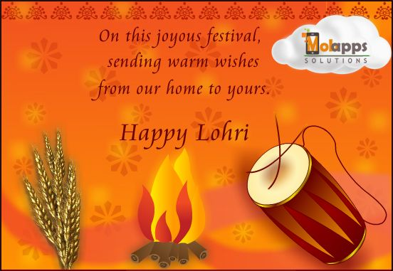 Dance the night away! May you have a wonderful Lohri. Happy Lohri