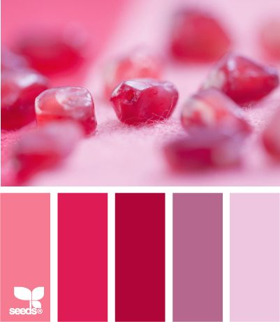 Pink is such a good color because it has universal symbolism. It shows compassion, understanding, nurturing and unconditional love. Magenta illustrates the harmony and emotional balance between two people. Purple resembles the imagination and creativity in your relationship.