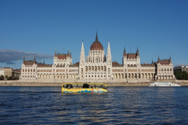 River ride in Budapest :)