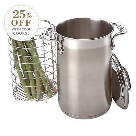 I pinned this Stainless Multi-Pot from the American-Made Cookware event at Joss and Main!