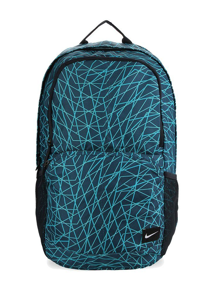 Hayward 29L Backpack by Nike. It has an awesome, sleek look, and the perfect pocket setup, it includes an extra-thick section for keys to prevent them from scratching things. Dual zippered compartments with side pockets that give an easy access to the contents. Perfect bag for everyday use and for a short holiday bag. http://www.zocko.com/z/JFjJP