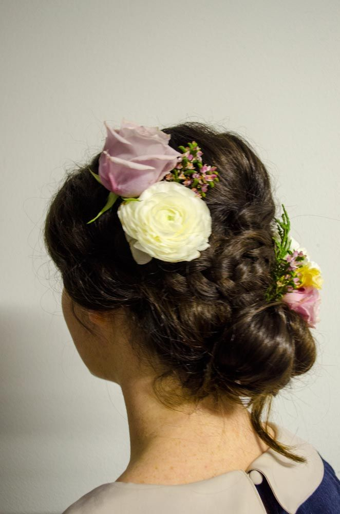 Chic Formal Up Do- Formal or wedding hair style
