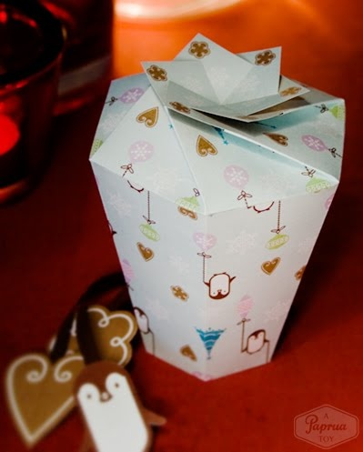 Xmas Origami competition