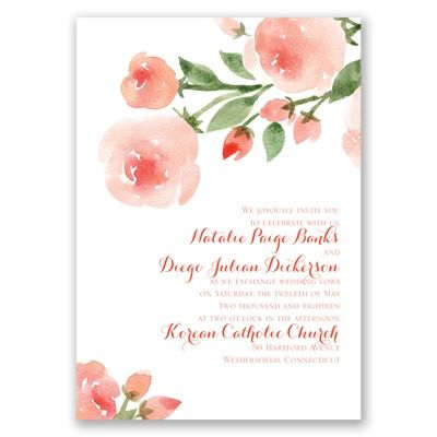 17 Best ideas about Discount Wedding Invitations – Discount Wedding Invitations with Free Response Cards