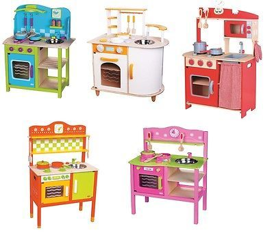 Lelin wooden wood #childrens #pretend play kitchen #cooking food pan pot chef toy,  View more on the LINK: http://www.zeppy.io/product/gb/2/190940621333/