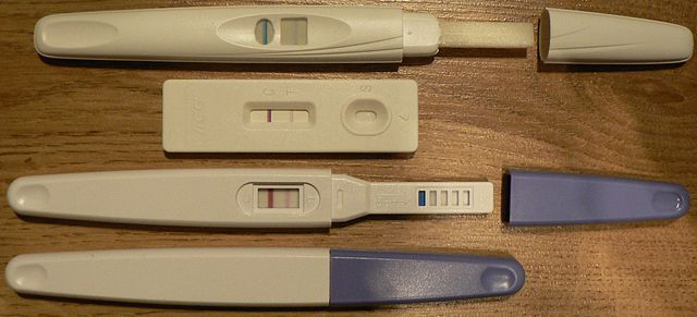 Pregnancy test - 'Tweaking' is the newest development for parents