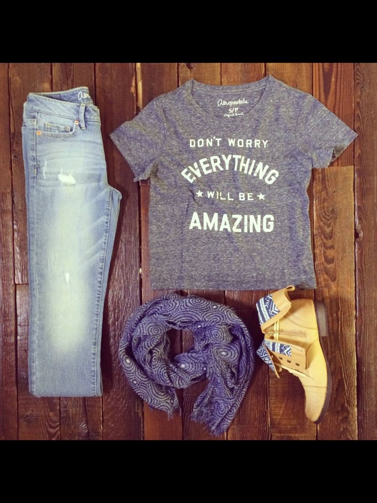 Aeropostale Outfit! Not a big fan of the shoes but other than that, love it!