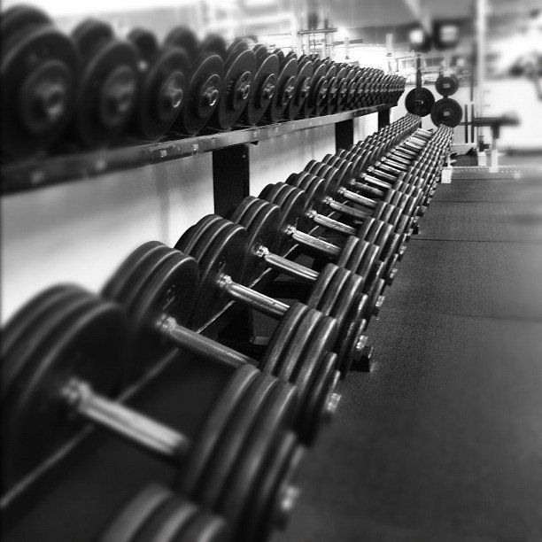 The Pump Gym Wallpaper Gym Photography Fitness Wallpaper