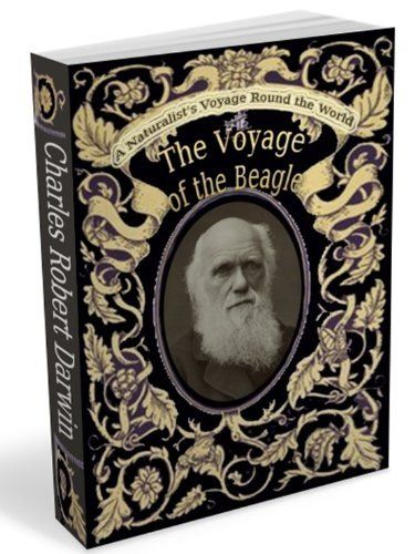 A Naturalist's Voyage Round the World : The Voyage Of The Beagle A new edition with illustrations by R. T. Pritchett of places visited and objects described.(Illustrated) (with linked TOC) by Charles  Darwin, http://www.amazon.com/dp/B006VHB05K/ref=cm_sw_r_pi_dp_aeVzsb0AN3C9K