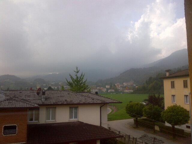 Per capire che tempo farà a Valdagno, basta guardare Marana (cit. Michele Vencato)