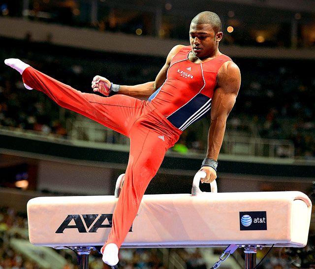 Meet Team USA's Gymnasts: John Orozco. #gymnastics