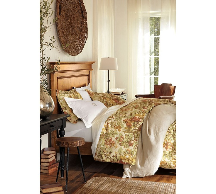 Giorgetta Bird Duvet From Pottery Barn For The Home