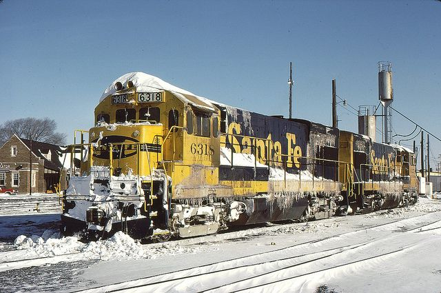 Pekin Branch Power, Streator, IL. 02/26/80 by mlynn